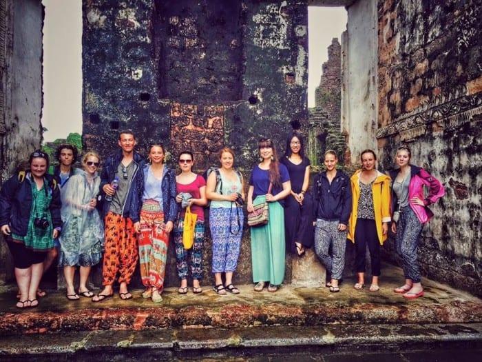 Grupperejse til Indien