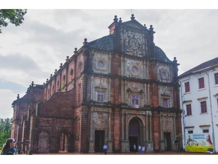 Indiens historiske bygninger