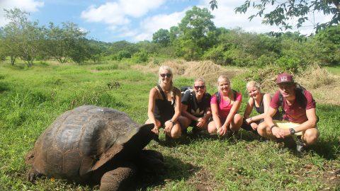 Farvel til Galapagos – Hej til Amazonas