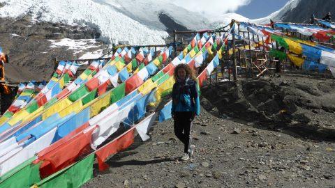 Tibet lige rundt om hjørnet