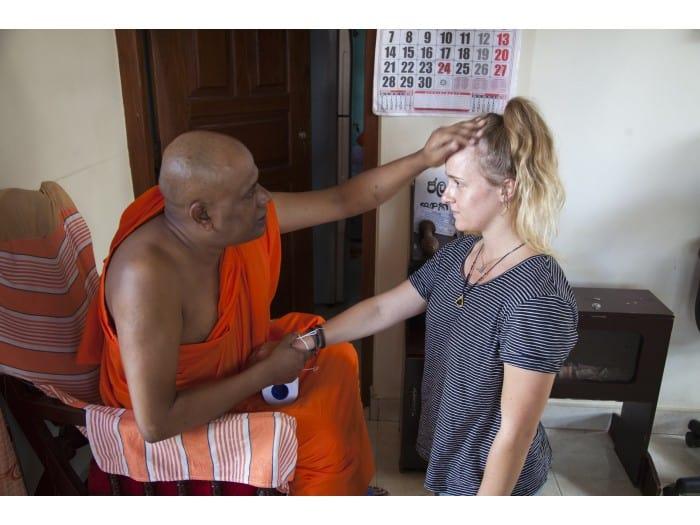 mød de lokale i Sri Lanka