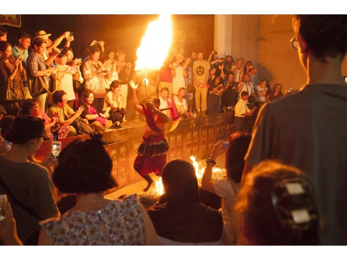 fest og hygge i Sri Lanka