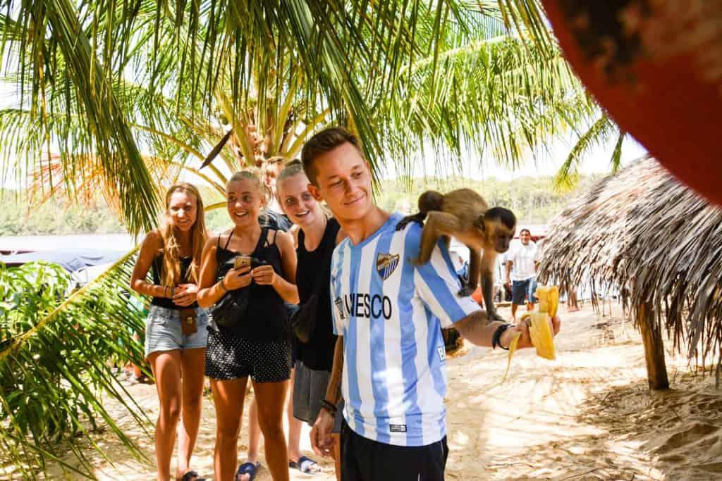 Rundrejse i Sydamerika