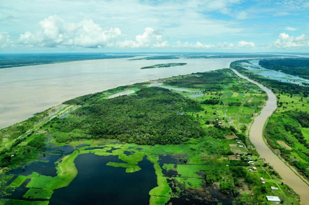 Adventurerejse til Amazonas