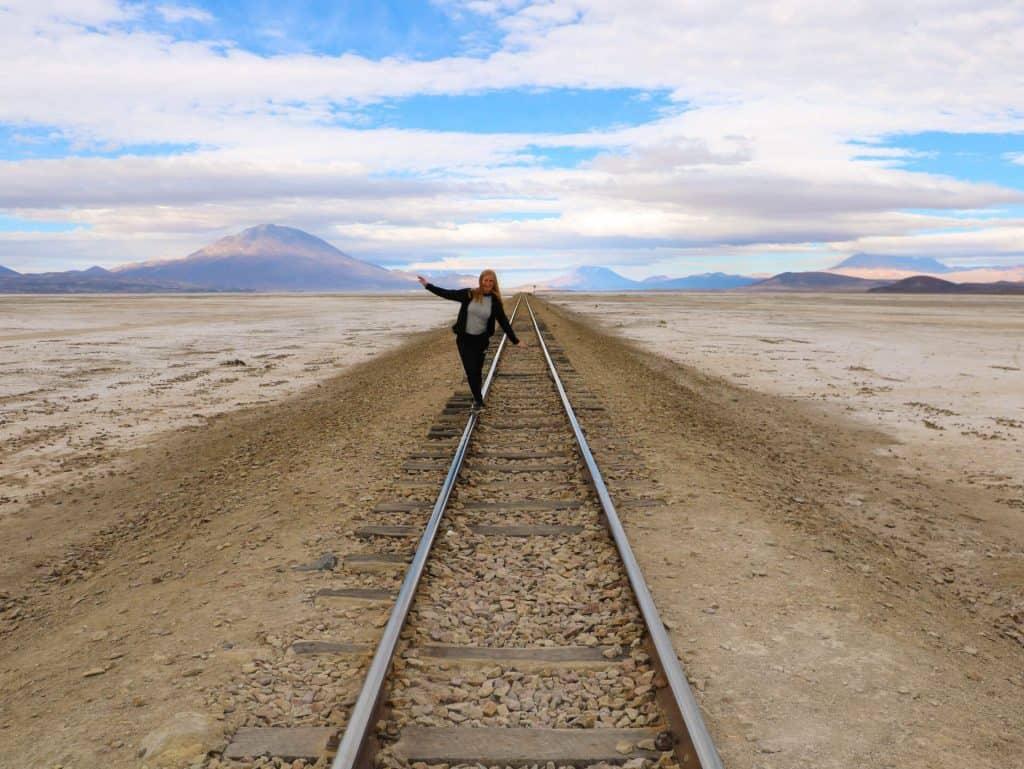 Oplev Uyuni ørkenen