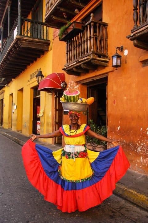 Colombia & Ecuador