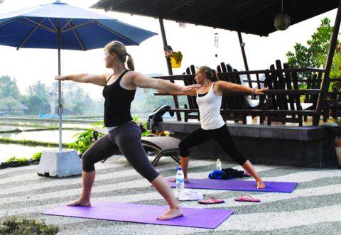 Adventure & yoga på Bali  18-25