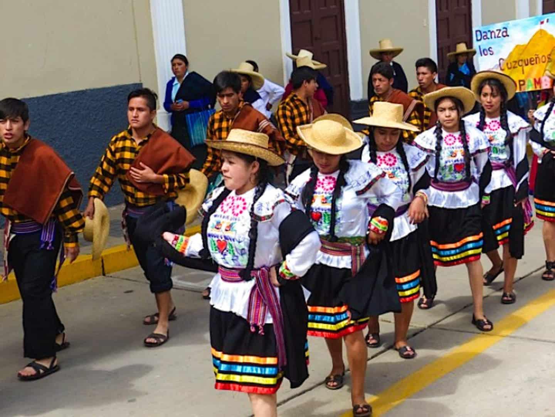 Peru dating kultur