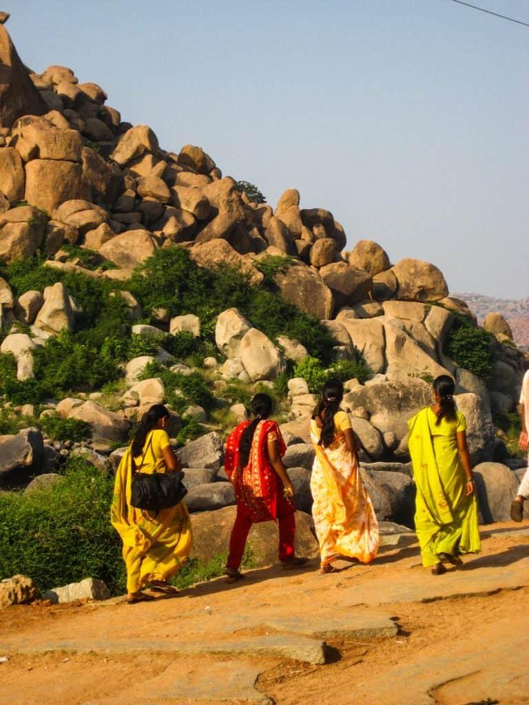 Yoga rundrejse i Indien