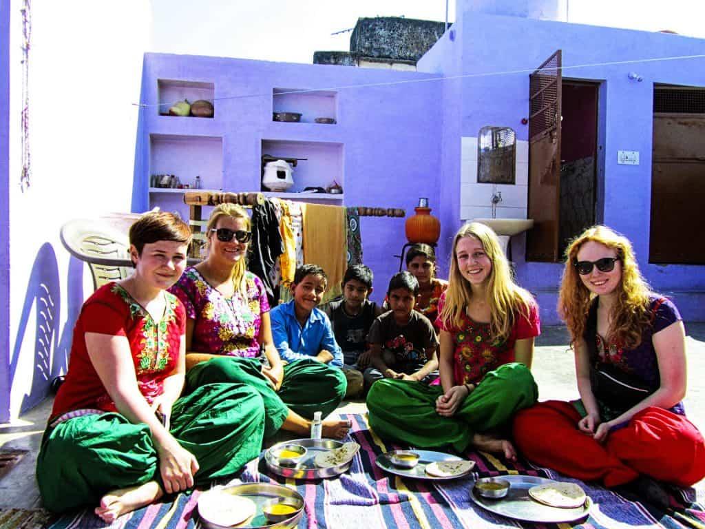 Smag Indiens lokale retter på din rundrejse