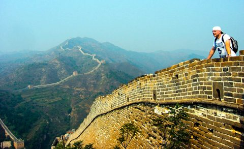 Kina Road trip