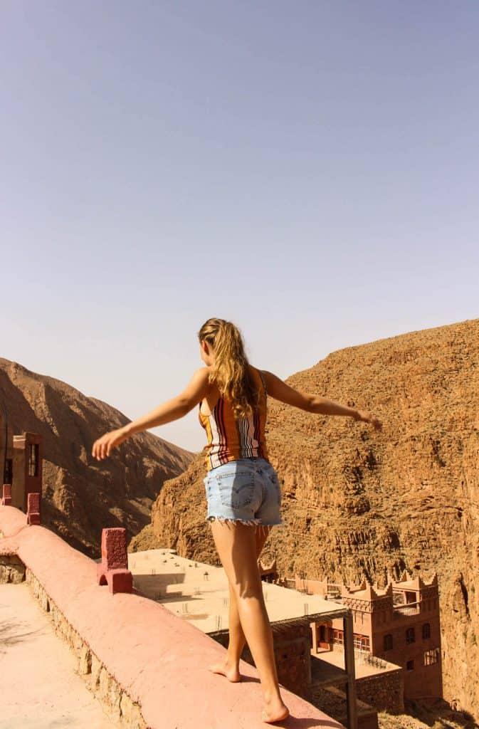 Opdag Marokko og bjergene