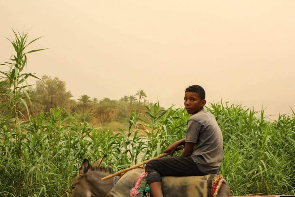 Se Marokkos natur og landbrug