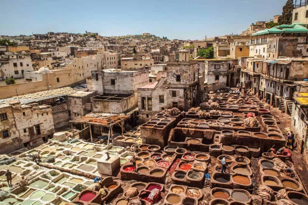 Rundrejse i Marokko