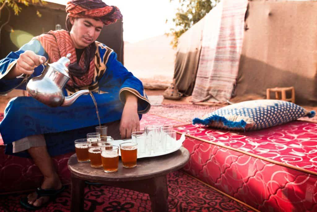 Flot rejse til Marokko