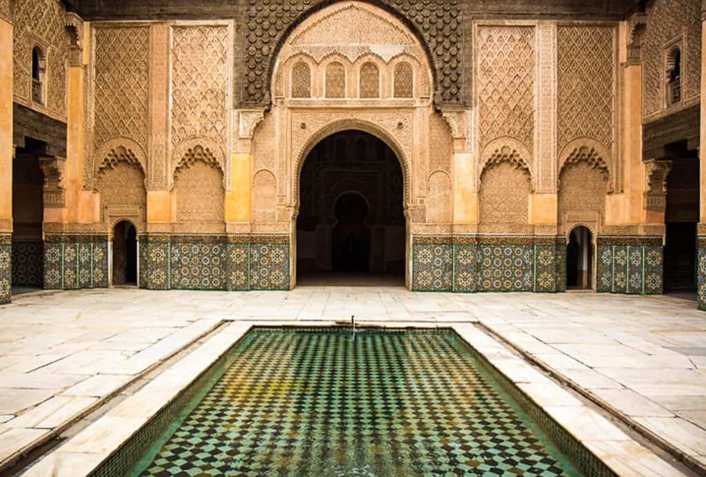 Flotte templer i Marokko