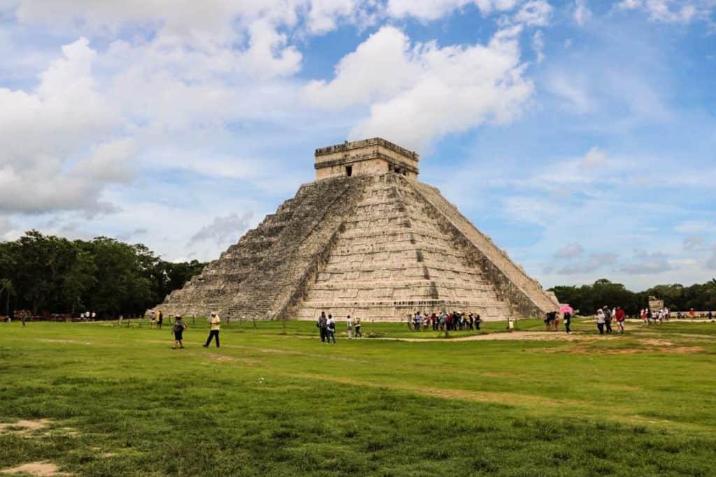 Maya i Mexico