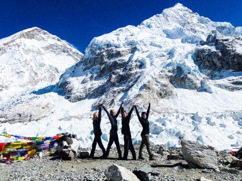Rundrejse og trekking i Nepal