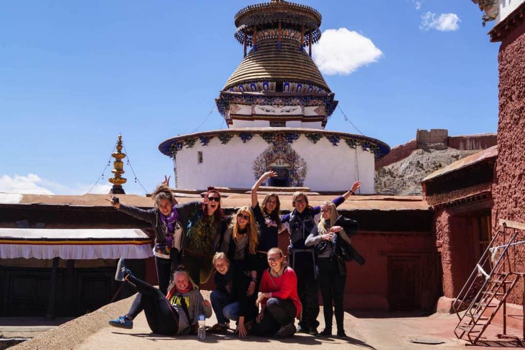 Nepals templer