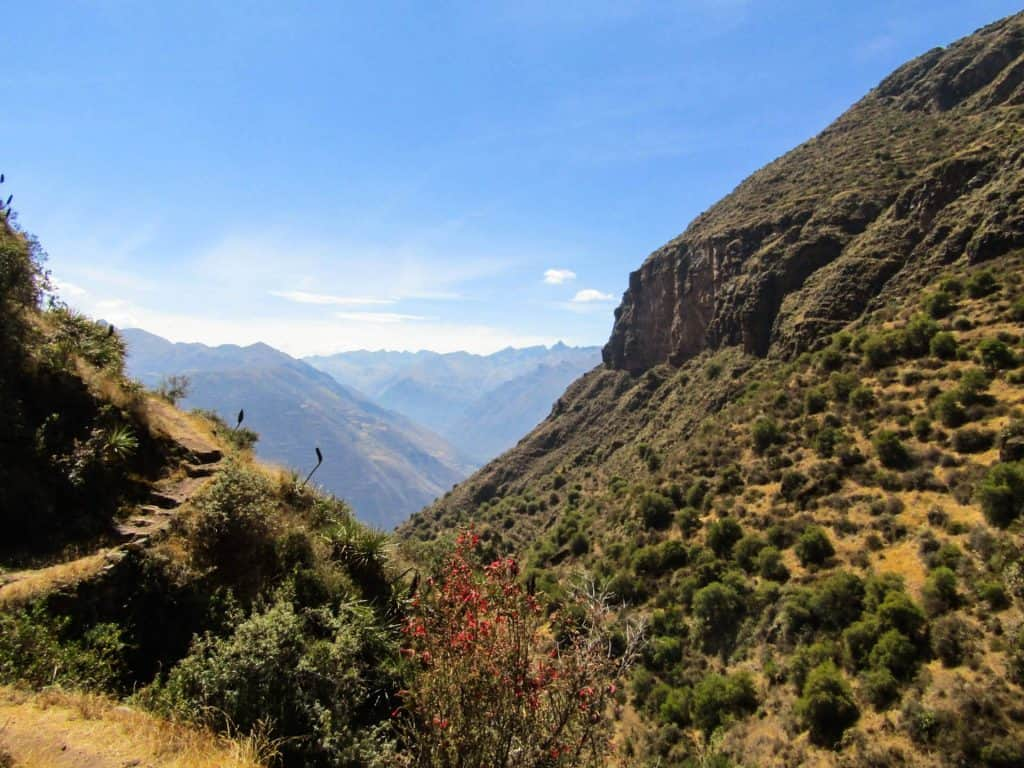 Se smuk natur i Peru og Bolivia