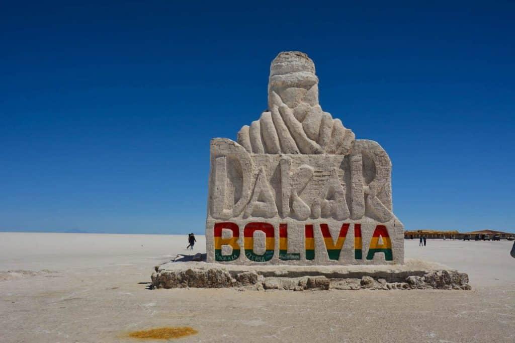 Saltørkenen i Peru