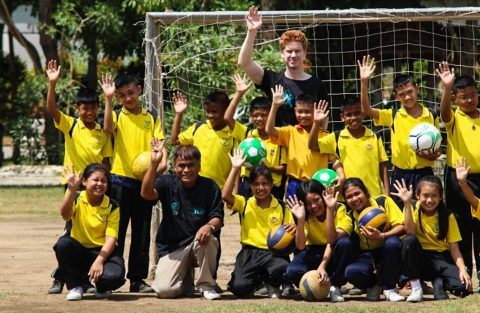 Sports coaching – Thailand