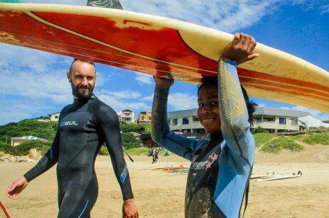 Surfing – Sydafrika