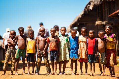 Sydlige Afrika & Børneprojekter