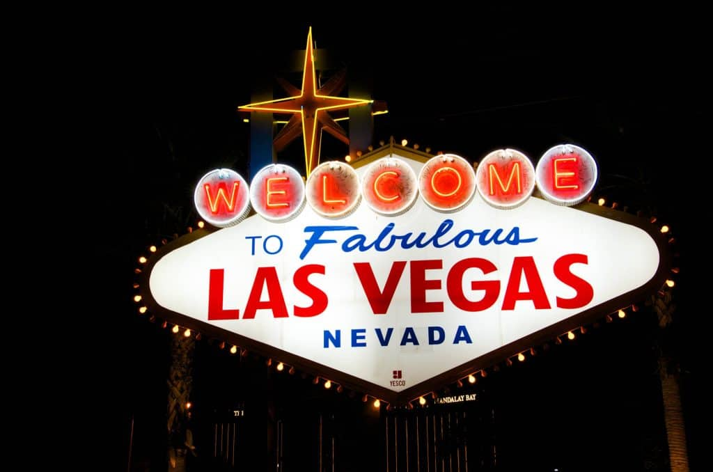 Oplev Las Vegas på din 5 ugers grupperejse