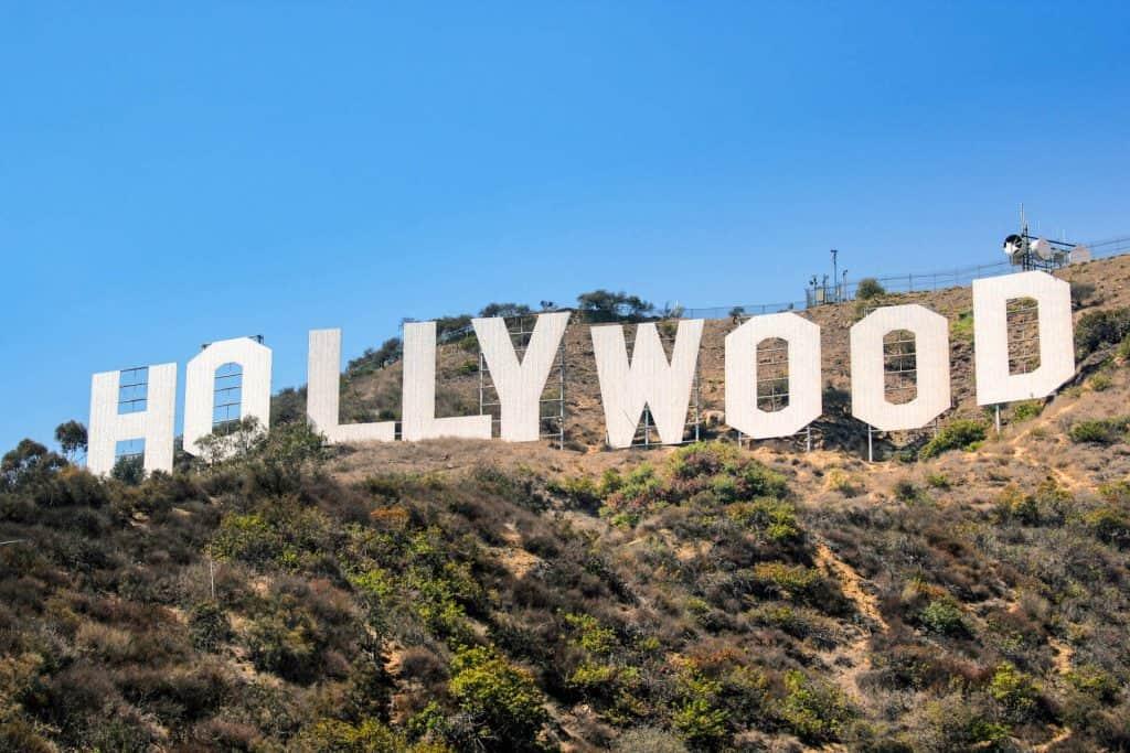 Se Hollywood skiltet på din rundrejse med gruppen