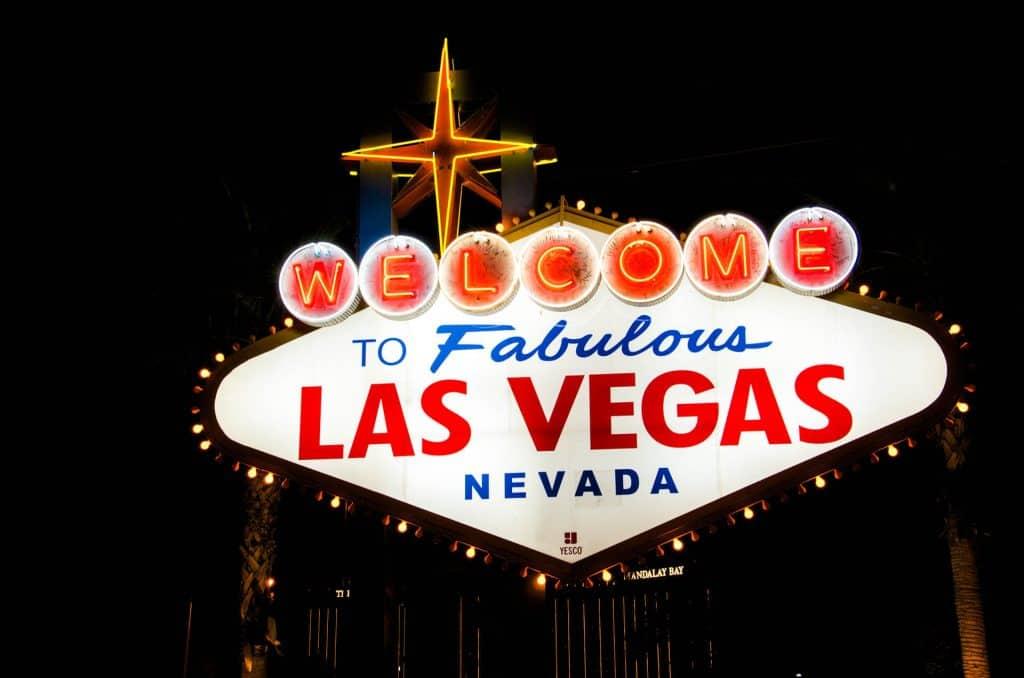 Oplev Las Vegas på din rundrejse til USA