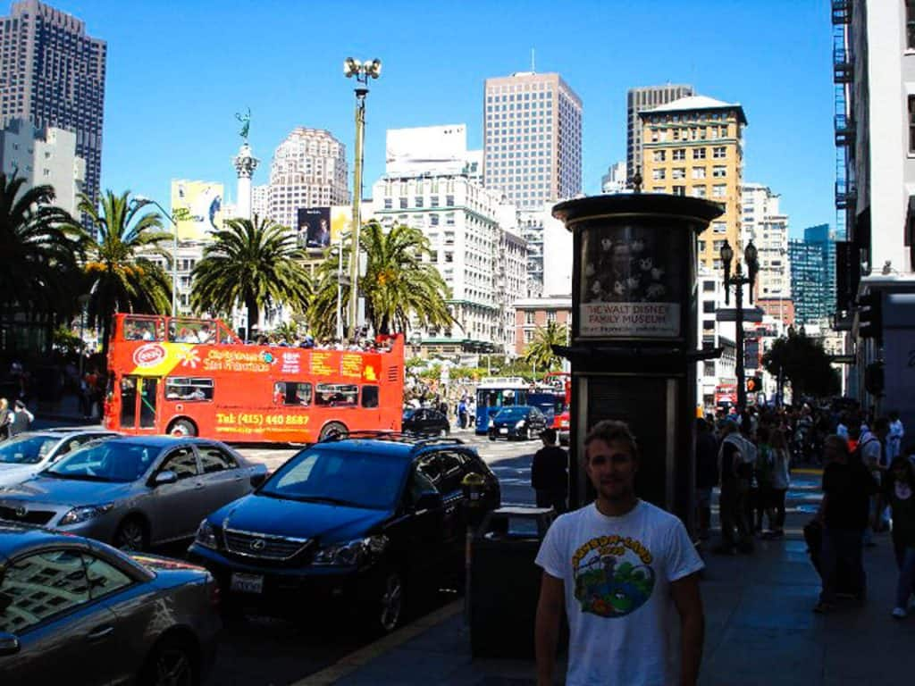 Oplev San Francisco med andre unge