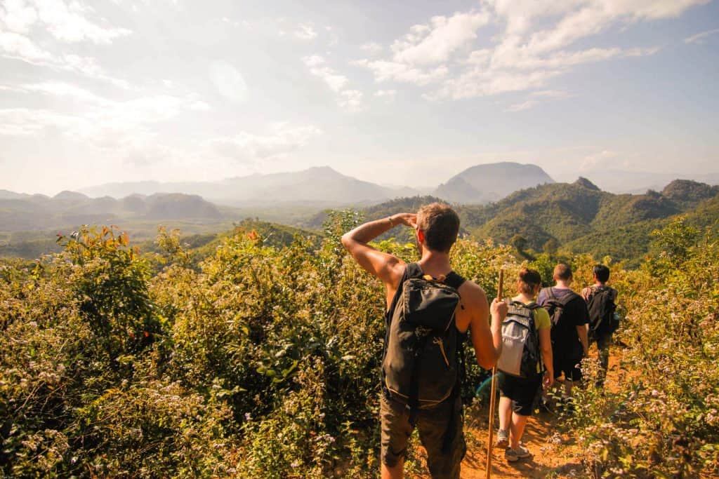Rejser for unge til Asien